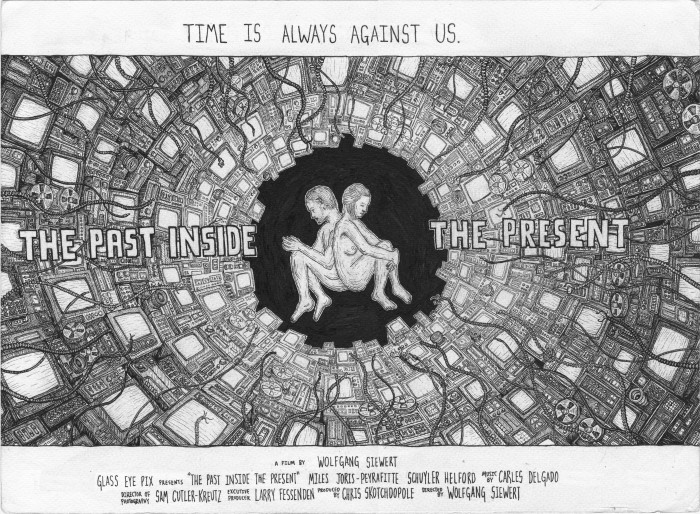 The Past Inside The Present - Poster