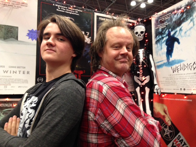 Fessenden and son!