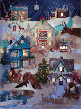 Creepy Christmas Advent Calendar