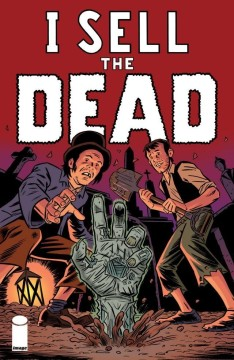 I sell the dead comic cover