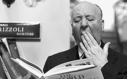 WATCH >> Guillermo Del Toro talks Alfred Hitchcock