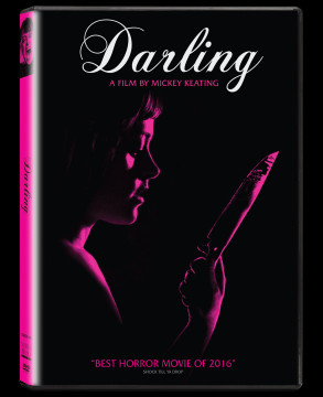 Darling blck background