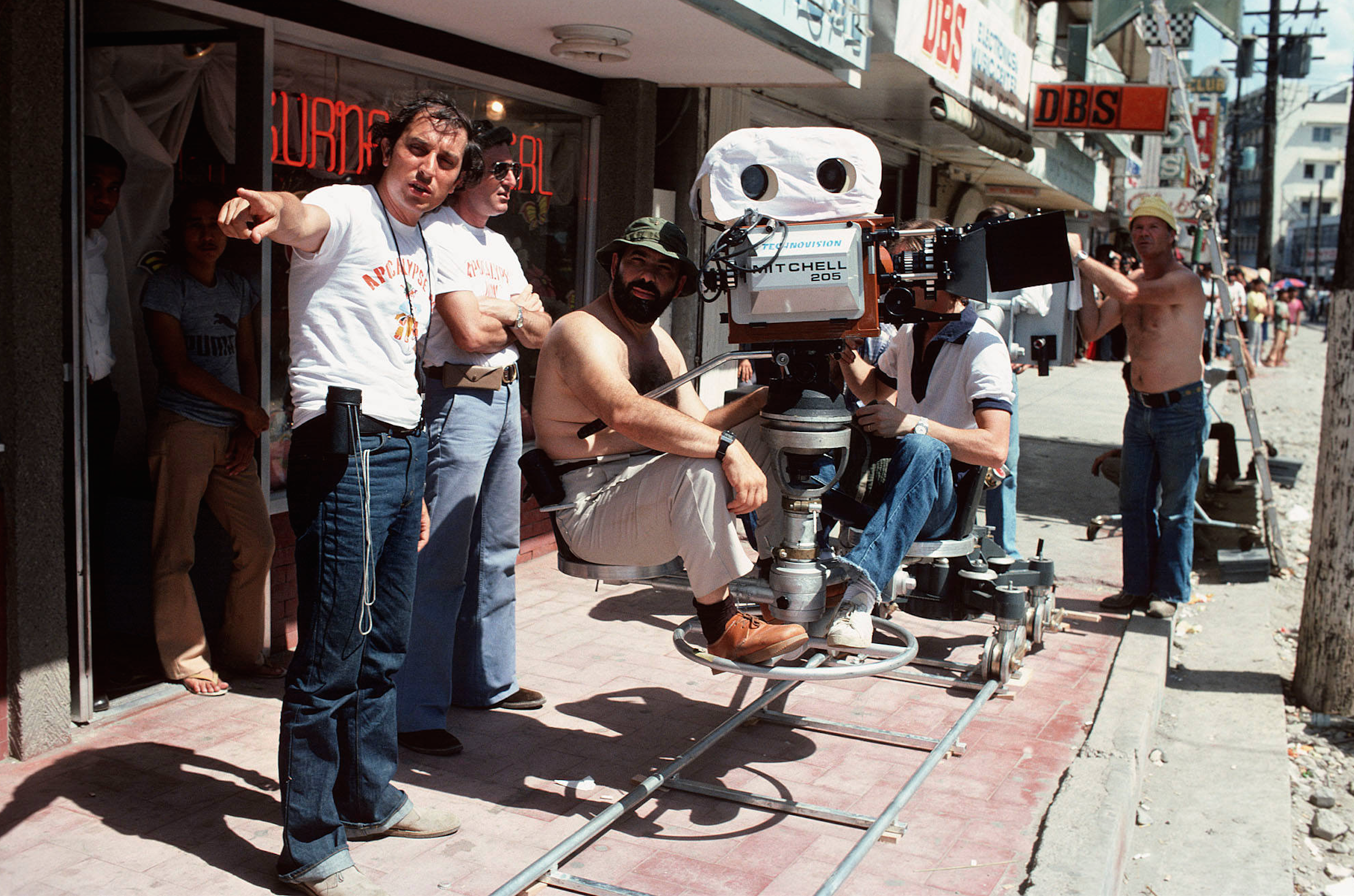 READ >> Vittorio Storaro: The Tragedy of Modern Technology and it's Effect on Cinematography