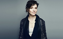READ >> Early Works Juliette Binoche