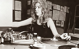 LISTEN >> Thelma Schoonmaker: Martin Scorsese's Secret Weapon