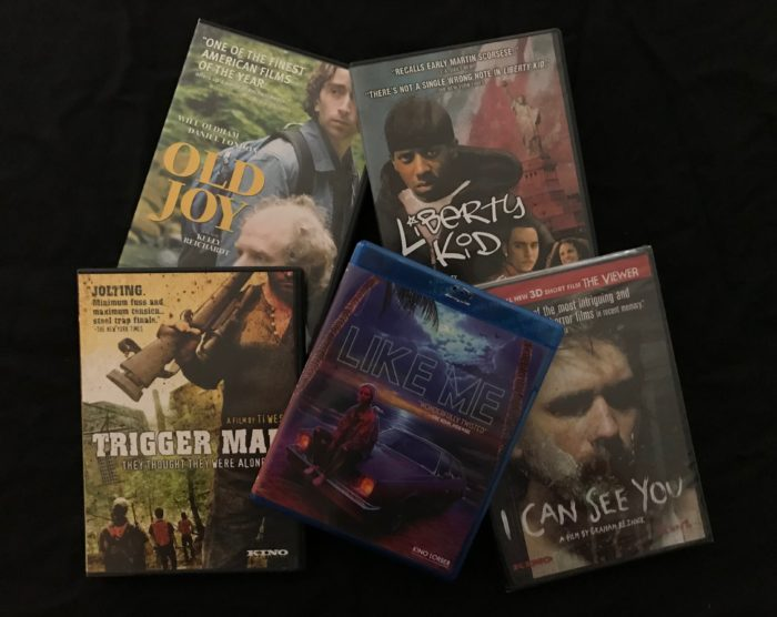Weekends with GEP: Kino Lorber