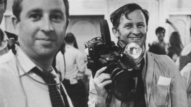 WATCH >> A Conversation With Albert Maysles