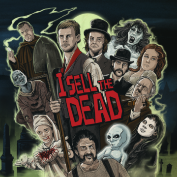 I Sell The Dead Vinyl