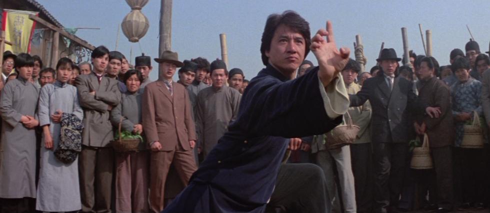 LISTEN >> Jackie Chan retrospective