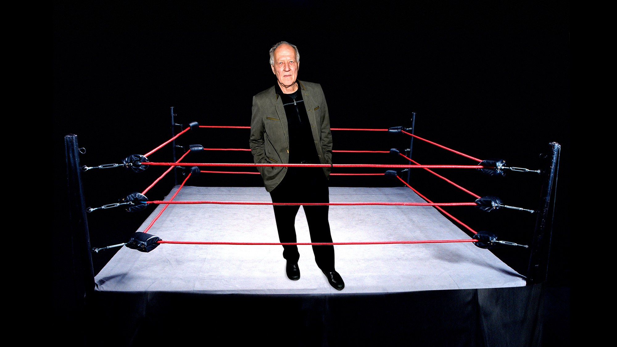 READ >> Werner Herzog Cannot Stop Talking About WrestleMania