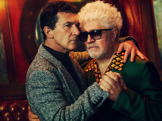 READ >> Why Pedro Almodóvar's Newest Film Frightened His Friends