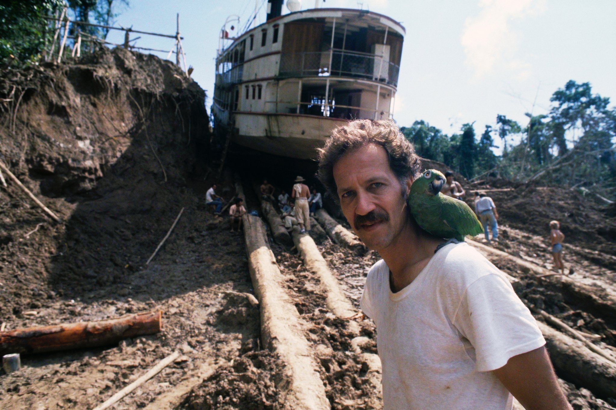 READ >> Werner Herzog has never thought a dog was cute