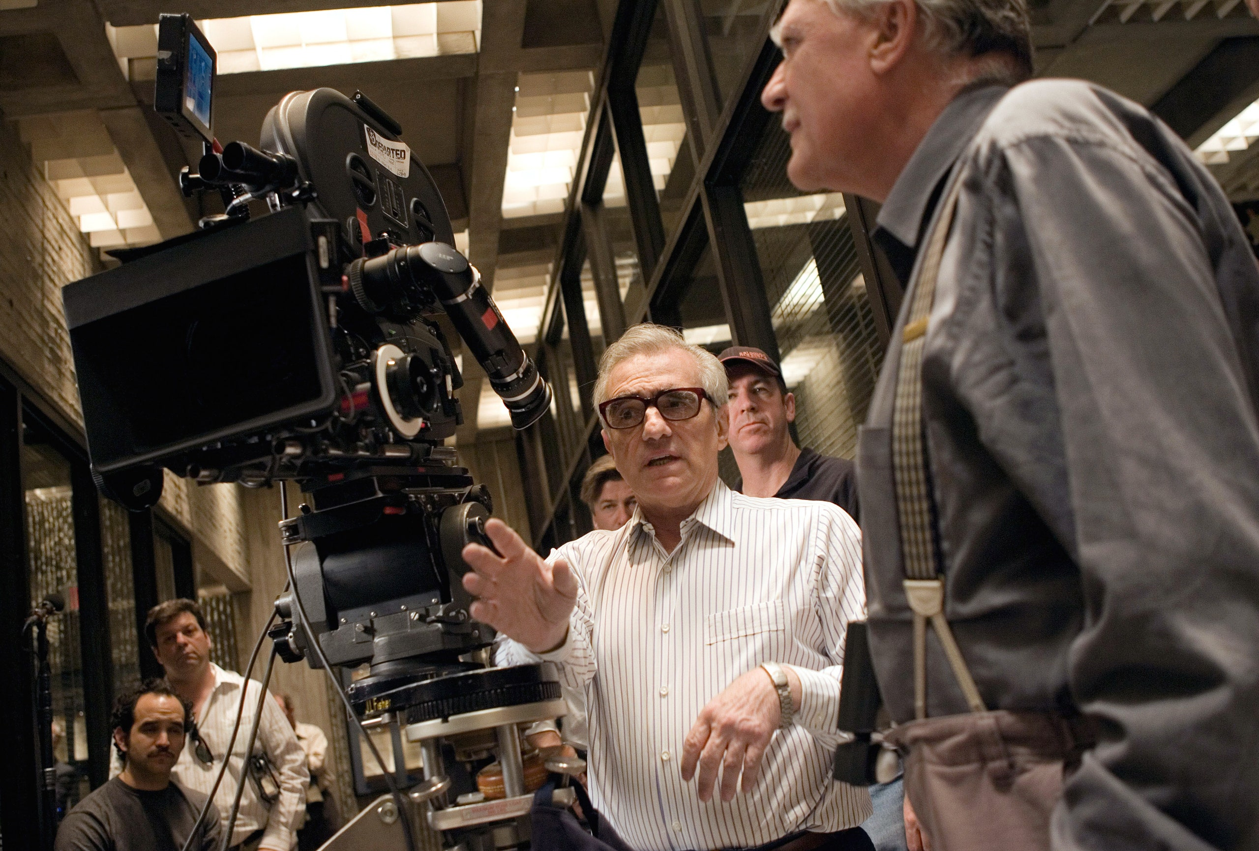 WATCH >> Notes on an American film director at work