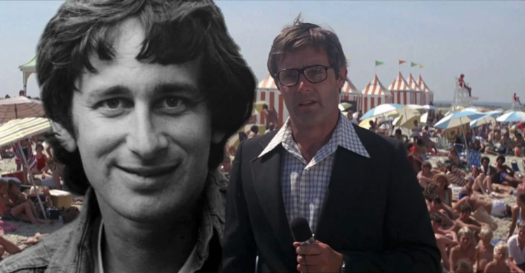 READ >> Peter Benchley thrown off the set of JAWS