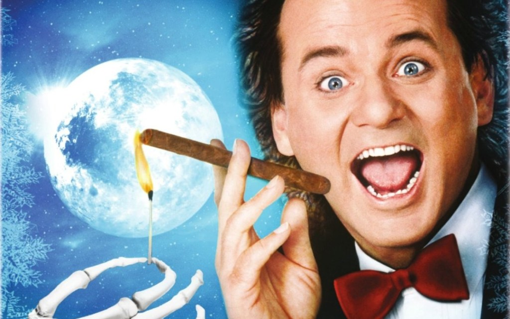 READ >> Bill Murray vs. Richard Donner on the set of SCROOGED