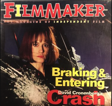 READ >> Filmmaker Mag rehashes 1997 Interview with David Cronenberg