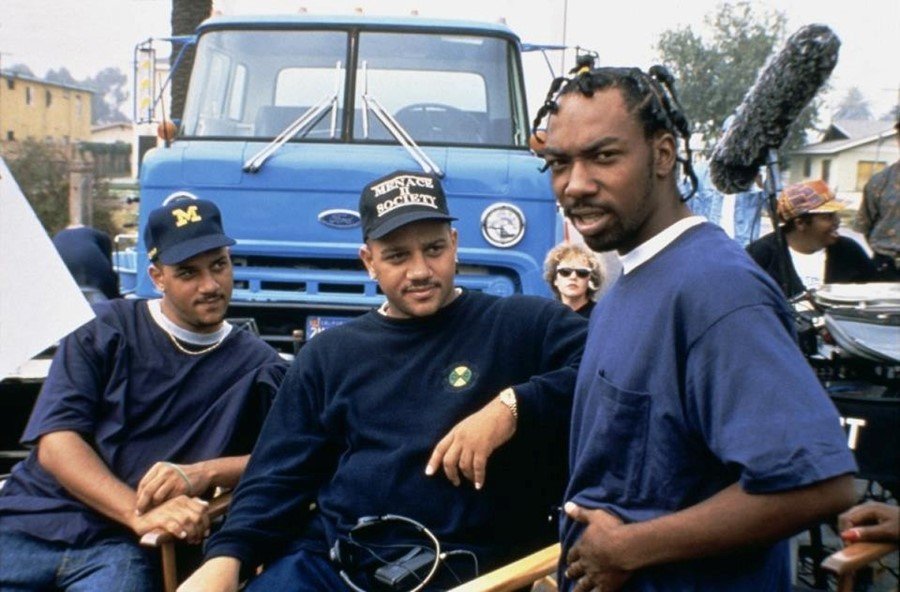 WATCH >> 1993: When The Hughes Brothers were first-time directors