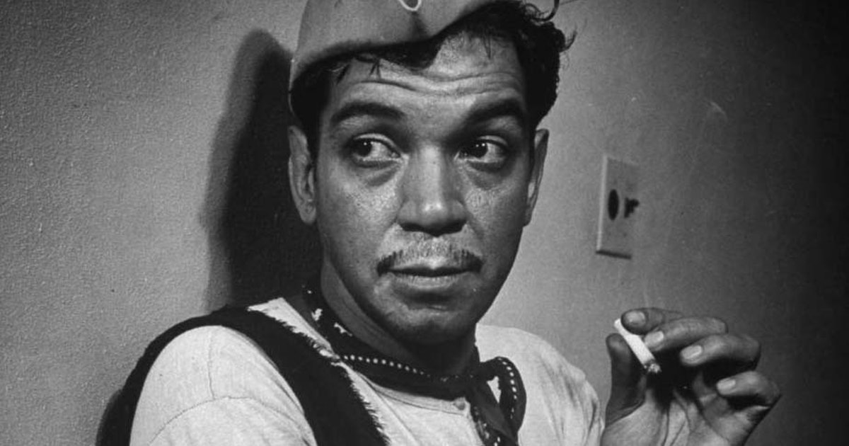 WATCH >> Golden Age actor Cantinflas, becomes the first Mexican to be recreated with Deep Fake technology