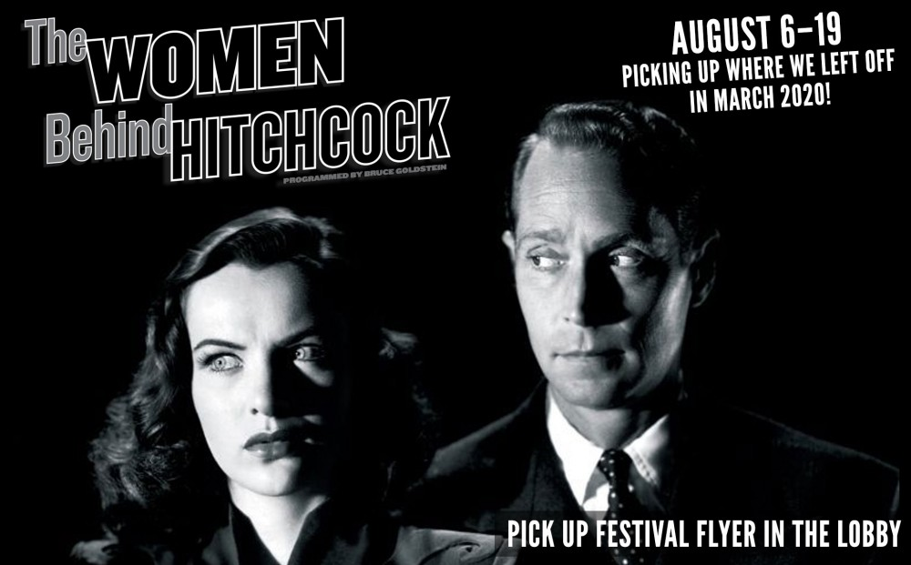 GO TO >> The Women Behind Hitchcock at Film Forum